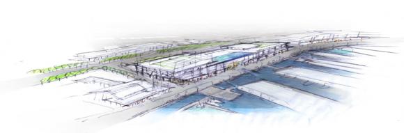 Des Moines Marina Plan